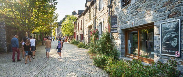 Village de La Gacilly