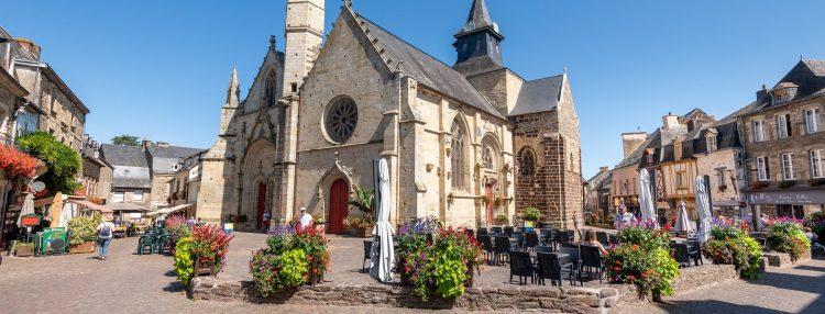 Eglise Saint Gilles Malestroit